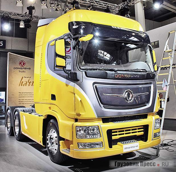 Dongfeng KX Kinland Flagship 6x4