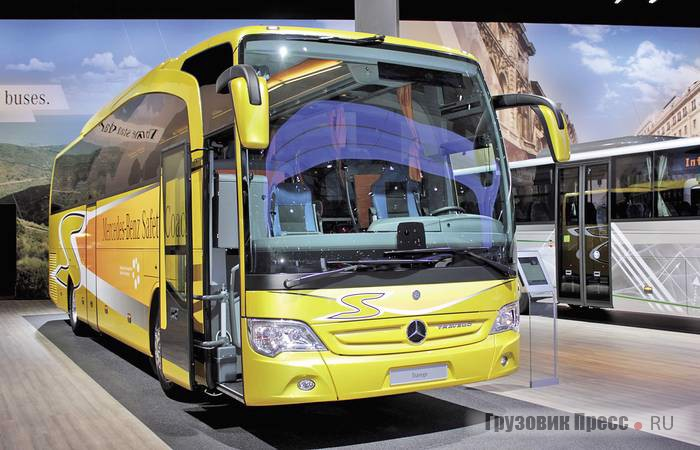 Mercedes-Benz Travego 15 RH