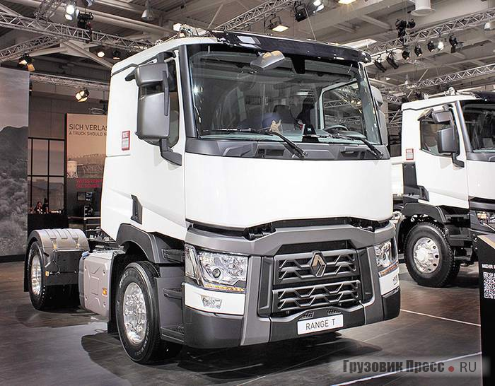 Renault Trucks T 430 Optifuel