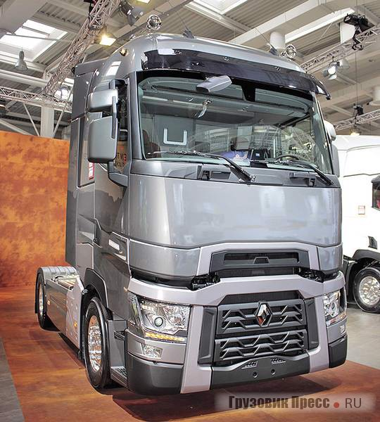Renault Trucks T 520 High Maxispace