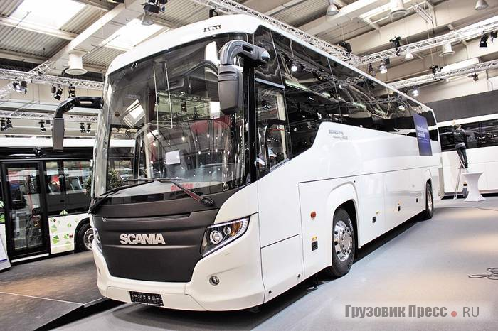 Scania Touring Higer