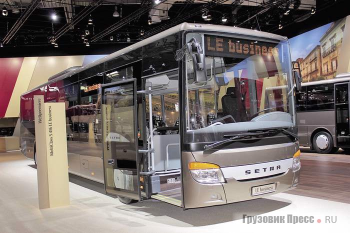 Setra MultiClass S 416 LE business