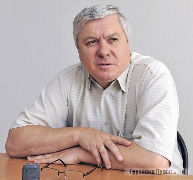 Александр Иванович Кочетков, руководитель Центра компетенции «Кузова и кабины» «Группы ГАЗ», в прошлом – ведущий конструктор кабины и кузова «ГАЗели»