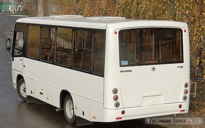 ПАЗ-320402