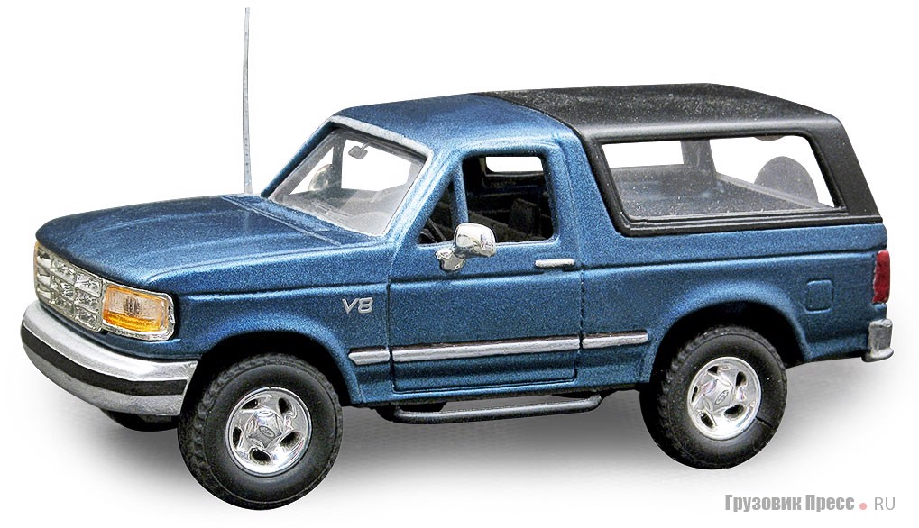 Ford Bronco 1992–98