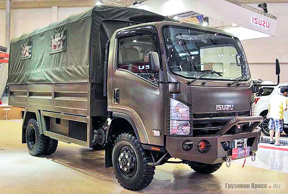 Isuzu Elf NPS 4x4