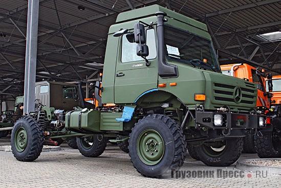 U4000 подготовлен к отправке в одну из стран НАТО