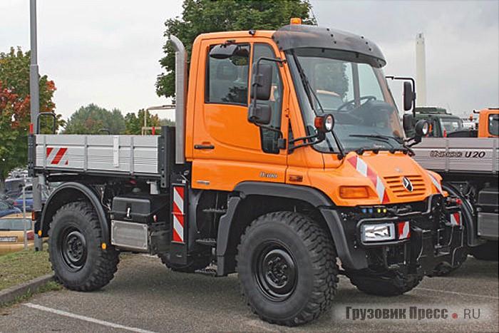 Классика немецкого производителя – оранжевый U300