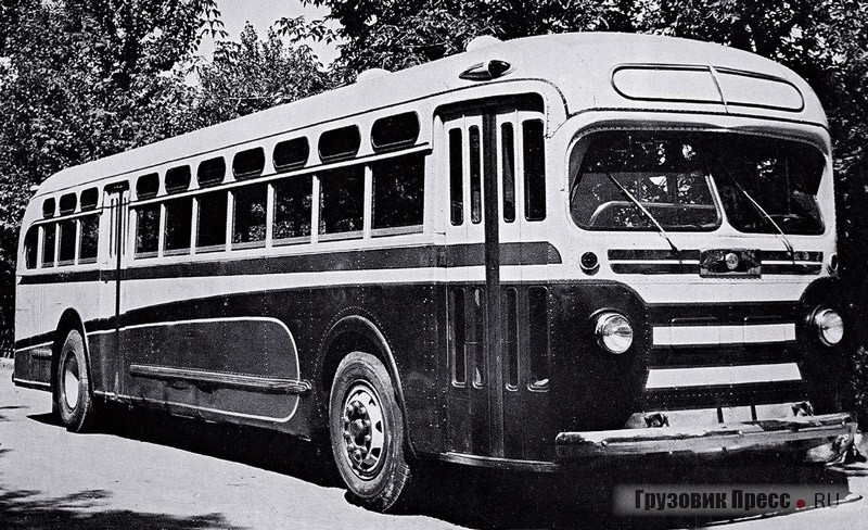 Yellow Coach-GM TDH-4509, 1944 г.
