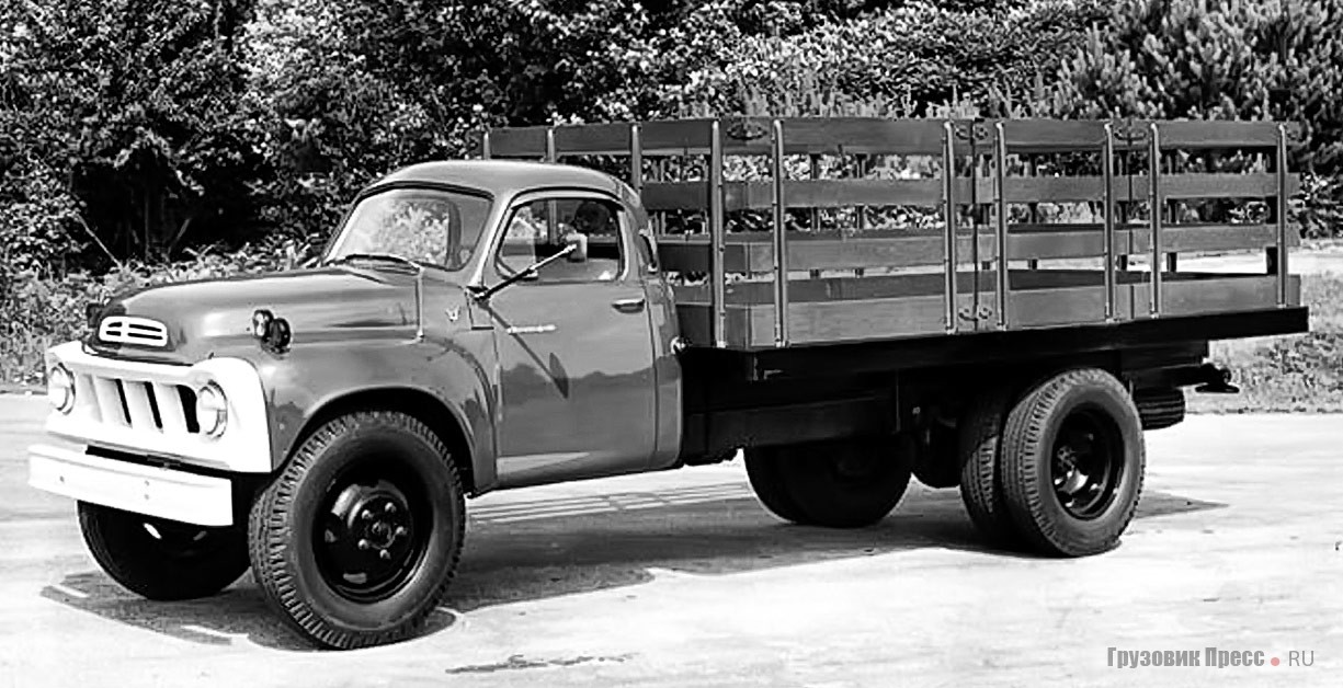 Экспортный Studebaker 3E40B Transtar класса 2 т Heavy Duty, 1957 г.