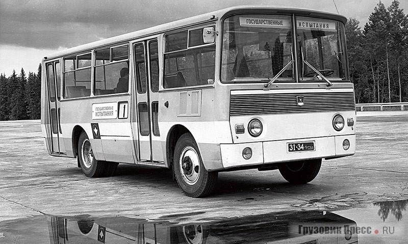 ПАЗ-665. 1967 г.
