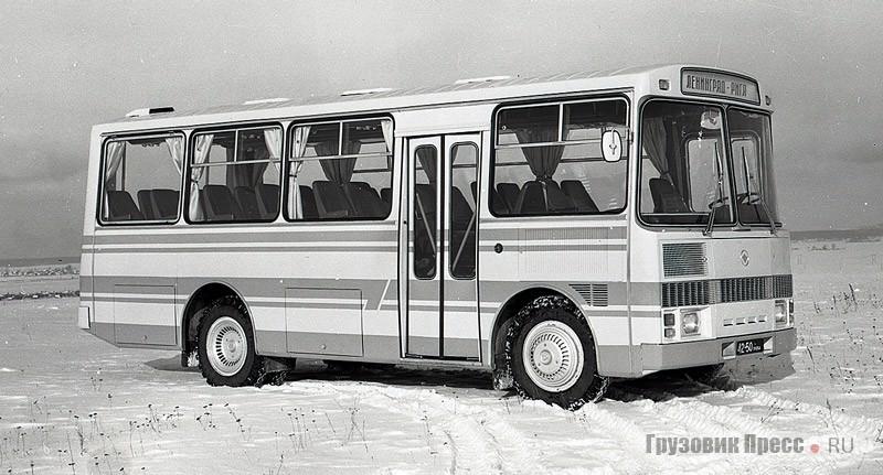 ПАЗ-32033. 1974 г.