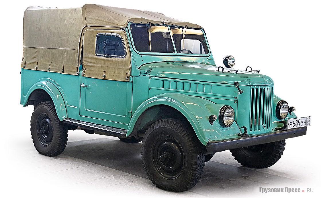 Производство ГАЗ-69 перевели в Ульяновск в 1955 году из Горького, с тех пор автозавод специализируется на легковых автомобилях повышенной проходимости и легких грузовичках на их базе. ГАЗ-69-68, выпущенный в декабре 1972 года, – последний изготовленный автомобиль этой модели. Основное отличие поздних версий ГАЗ-69-68 (модернизация 1968 года) в мостах, унифицированных с семейством УАЗ-452. Эти же мосты перешли по наследству на УАЗ-469Б.