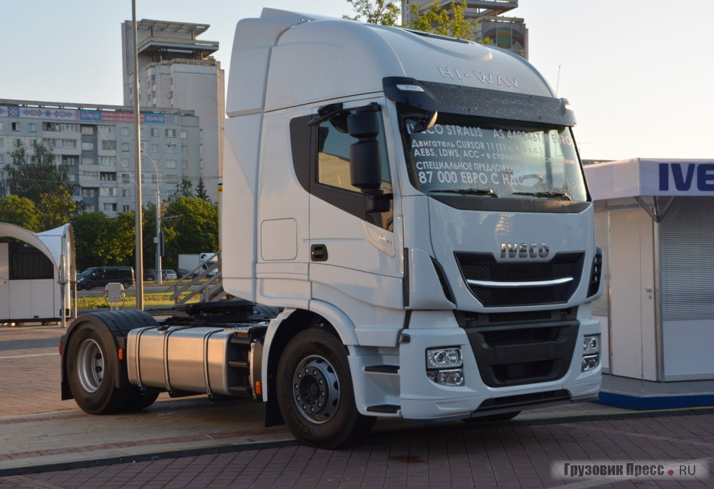IVECO Stralis HI-WAY AS440S46T/P