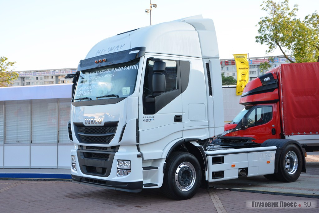 IVECO Stralis HI-WAY AS440S48T/P