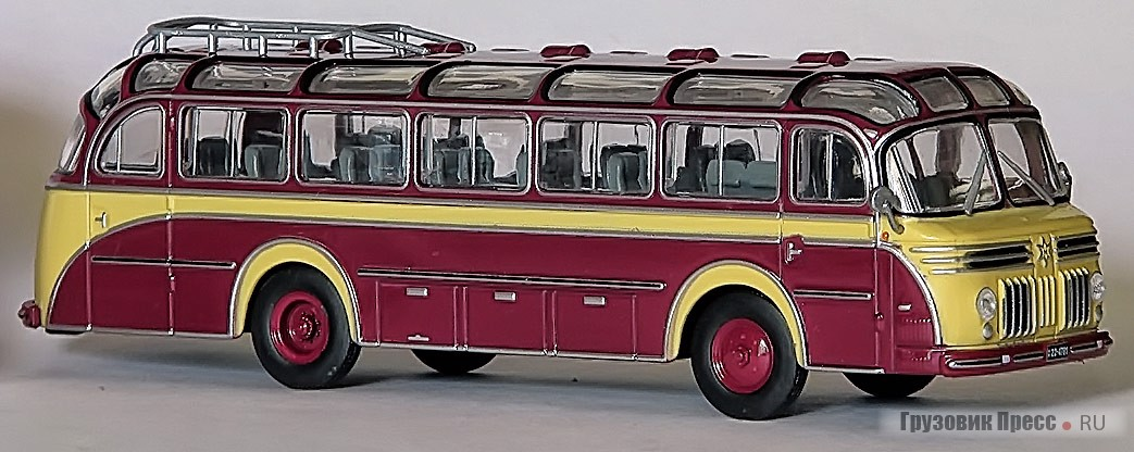 Немецкий Henschel HS 100N (Bus collection)