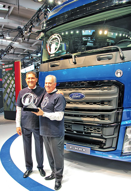 Ford Trucks F-Max – International Truck of the Year 2019