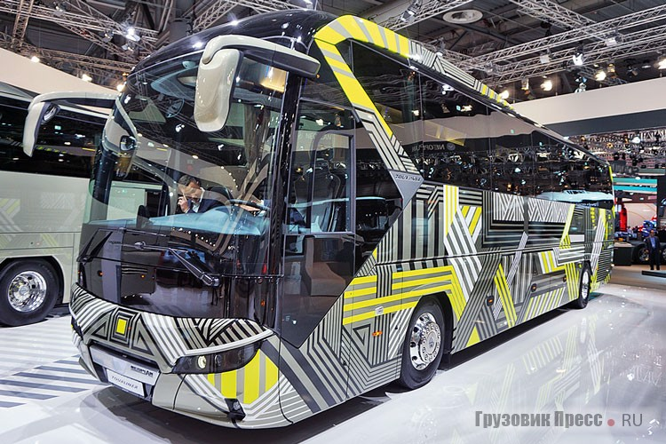 Neoplan N2216SHD Tourliner