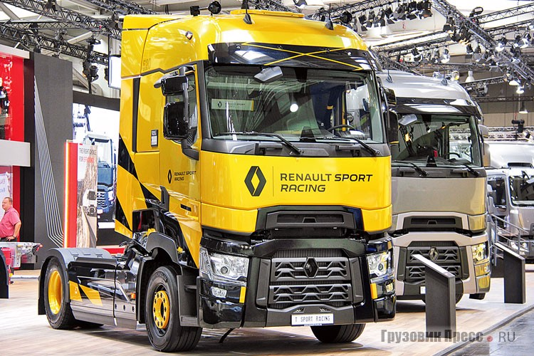 Renault T High 520 Renault Sport Racing