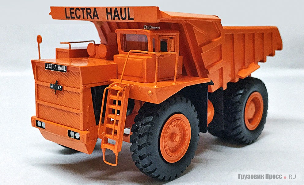 Самосвал Rig Lectra Haul 85T Truck, М1:87