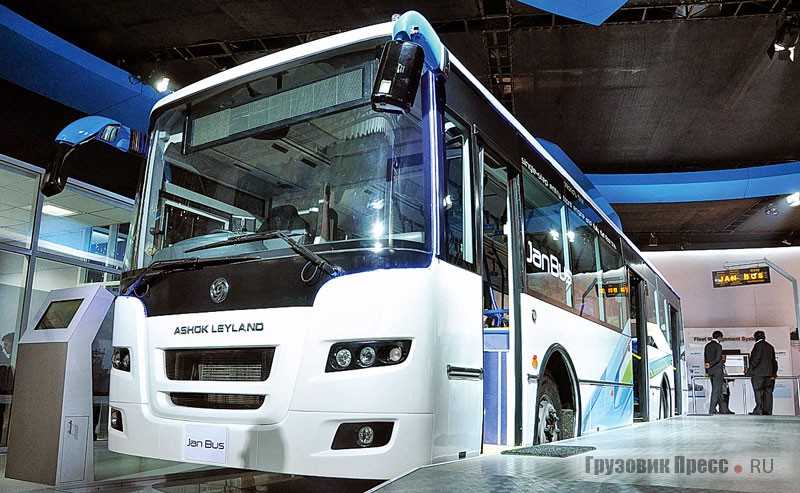 Ashok Leyland Jan Bus