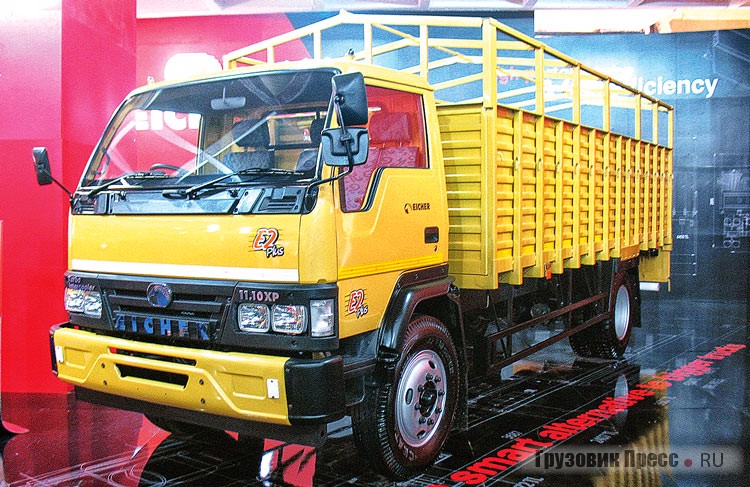 Eicher E2 Plus 11.10 XP