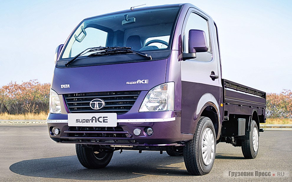 Tata Super Ace LHD