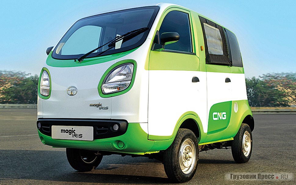 Tata Magic IRIS CNG