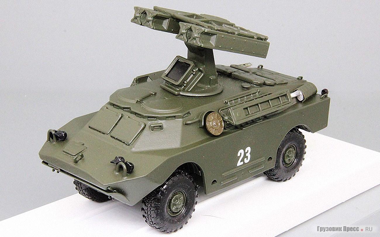 ЗРК «Стрела-1» на базе БРДМ-2