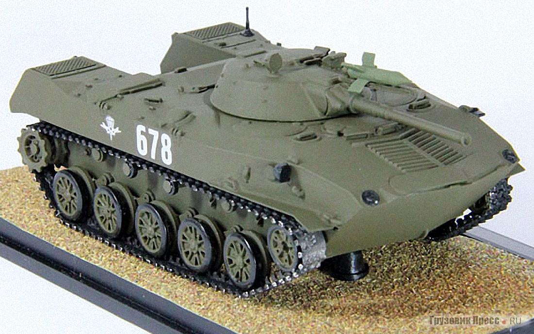 Боевая машина десанта – БМД-1 первая копия творческой группы «СПБМ»