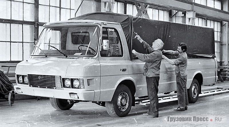 ЗИЛ-3207Г