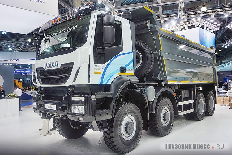 IVECO-AMT 753910–10