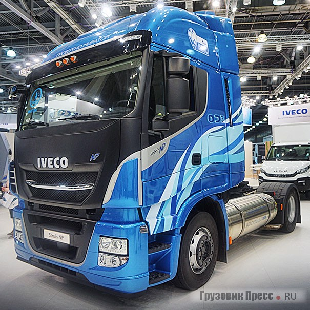 IVECO Stralis NP LNG