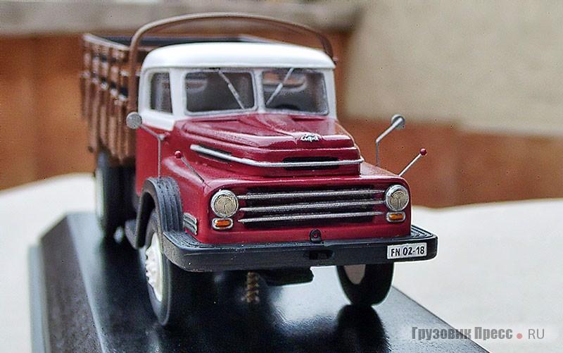 Бортовой грузовик Csepel 450