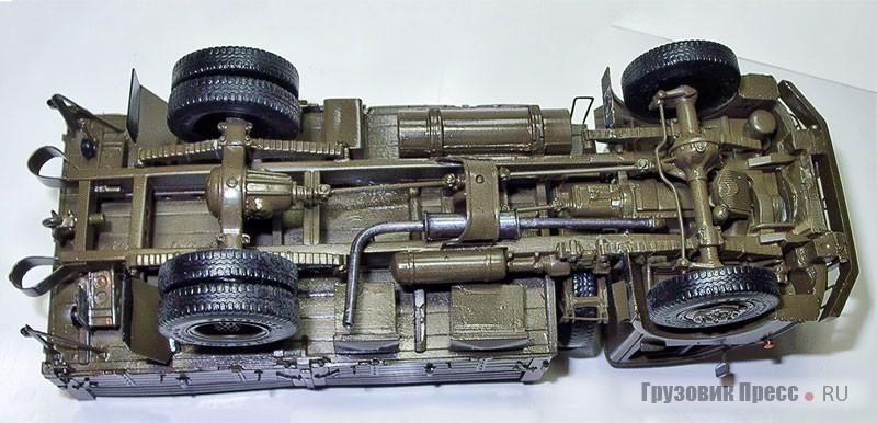 Военный грузовик Steyr 680