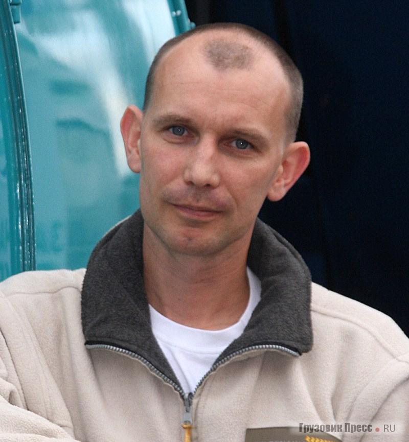 [b]Максим Шелепенков,[/b] руководитель отдела испытаний