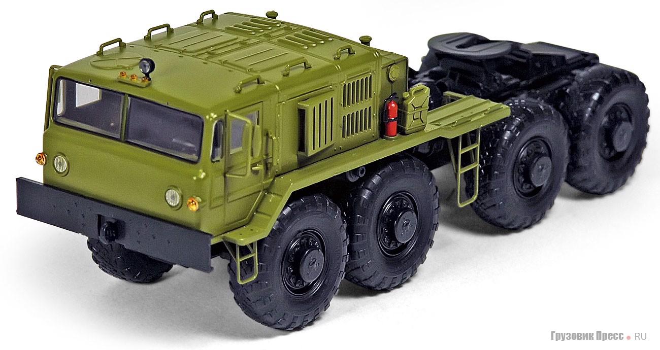 Модель МАЗ-537 (производство SSM)
