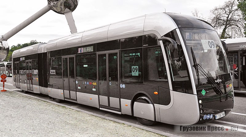 VanHool Exqui.City 18 Fuell Cell Febus Pau