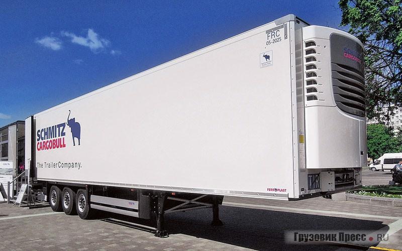 Schmitz Cargobull S.KO COOL Complete FRC 05-2025