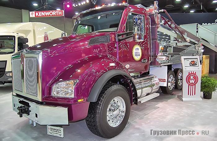 Kenworth T880 Vocational Truck