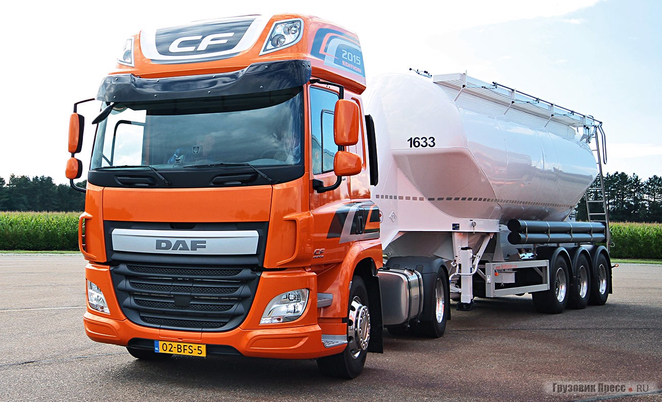 DAF CF 440 FT Spase Cab light-weight