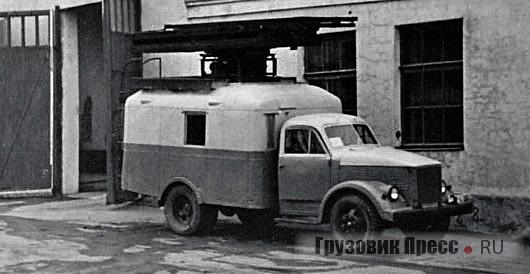 «Аварийка» контактной сети ТВ-3