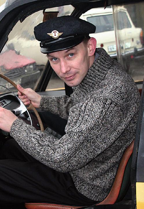Максим Шелепенков, испытатель