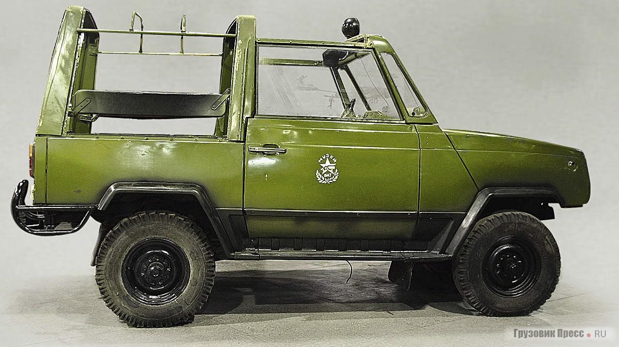 Из четырех построенных в 1985–1987 гг. автомобилей УАЗ-3171 на данный момент известно о двух сохранившихся. Один из них в оригинальном виде находится в Рязани, а второй, переделанный до неузнаваемости, до сих пор выступает в соревнованиях по джип-триалу