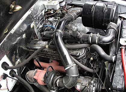 Такой же двигатель на ГАЗ-3309: почувствуйте разницу