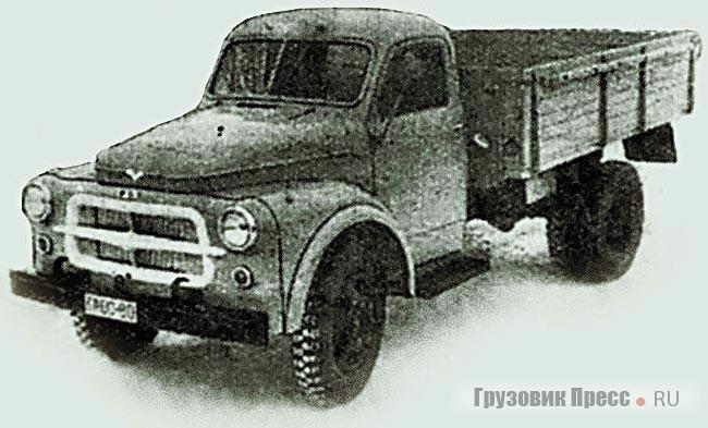 Прототип ГАЗ-56. Начало 1956 г.