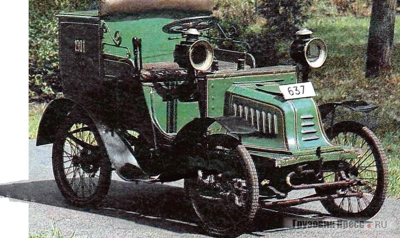 Peugeot, 1901 г.