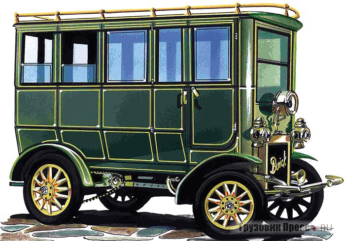 Buick Bus, 1910 г.