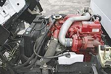 Грузовик FAW CA1041 K26L-II