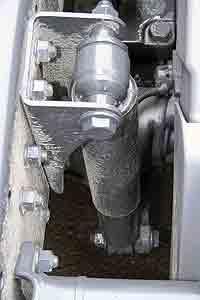 основной отопитель кабины мерседес аксор 1840 2002